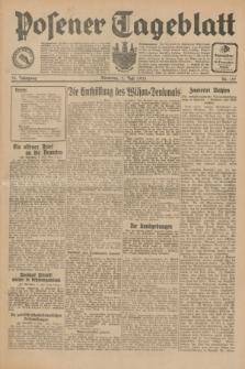 Posener Tageblatt. Jg.70, Nr. 152 (7 Juli 1931) + dod.