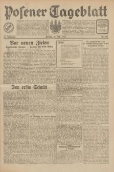 Posener Tageblatt. Jg.70, Nr. 155 (10 Juli 1931) + dod.