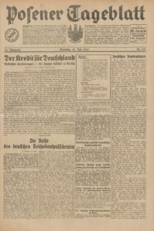 Posener Tageblatt. Jg.70, Nr. 157 (12 Juli 1931) + dod.