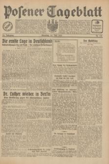 Posener Tageblatt. Jg.70, Nr. 158 (14 Juli 1931) + dod.
