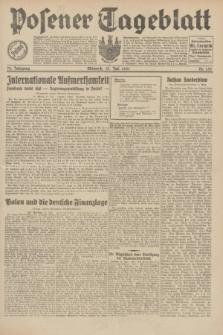 Posener Tageblatt. Jg.70, Nr. 159 (15 Juli 1931) + dod.