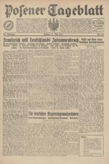 Posener Tageblatt. Jg.70, Nr. 161 (17 Juli 1931) + dod.