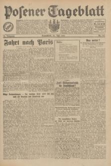Posener Tageblatt. Jg.70, Nr. 162 (18 Juli 1931) + dod.