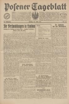 Posener Tageblatt. Jg.70, Nr. 167 (24 Juli 1931) + dod.