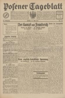 Posener Tageblatt. Jg.70, Nr. 173 (31 Juli 1931) + dod.