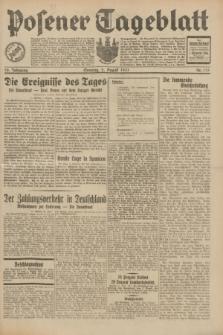 Posener Tageblatt. Jg.70, Nr. 175 (2 August 1931) + dod.
