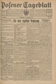 Posener Tageblatt. Jg.70, Nr. 257 (7 November 1931) + dod.