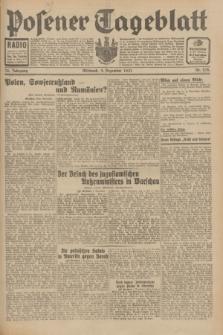 Posener Tageblatt. Jg.70, Nr. 278 (2 Dezember 1931) + dod.