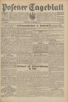 Posener Tageblatt. Jg.70, Nr. 286 (12 Dezember 1931) + dod.