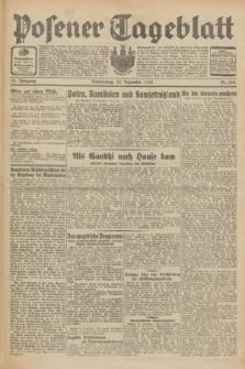 Posener Tageblatt. Jg.70, Nr. 300 (31 Dezember 1931) + dod.