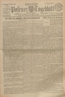 Posener Tageblatt (Posener Warte). Jg.64, Nr. 53 (5 März 1925) + dod.