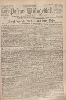 Posener Tageblatt (Posener Warte). Jg.64, Nr. 101 (2 Mai 1925) + dod.