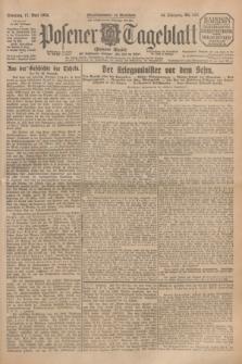 Posener Tageblatt (Posener Warte). Jg.64, Nr. 114 (17 Mai 1925) + dod.