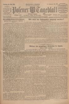 Posener Tageblatt (Posener Warte). Jg.64, Nr. 120 (26 Mai 1925) + dod.