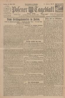 Posener Tageblatt (Posener Warte). Jg.65, Nr. 70 (26 März 1926) + dod.