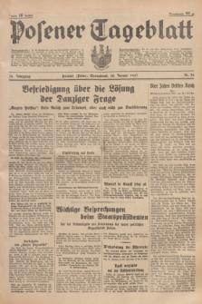 Posener Tageblatt. Jg.76, Nr. 24 (30 Januar 1937) + dod.