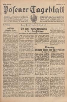 Posener Tageblatt. Jg.76, Nr. 29 (6 Februar 1937) + dod.