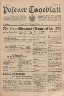 Posener Tageblatt. Jg.76, Nr. 38 (17 Februar 1937) + dod.