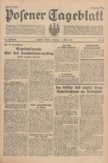 Posener Tageblatt. Jg.76, Nr. 55 (9 März 1937) + dod.