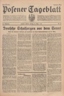 Posener Tageblatt. Jg.76, Nr. 58 (12 März 1937) + dod.