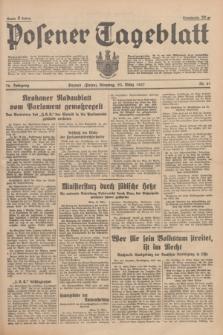 Posener Tageblatt. Jg.76, Nr. 67 (23 März 1937) + dod.