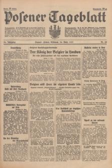 Posener Tageblatt. Jg.76, Nr. 68 (24 März 1937) + dod.
