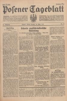 Posener Tageblatt. Jg.76, Nr. 70 (26 März 1937) + dod.