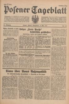 Posener Tageblatt. Jg.76, Nr. 109 (15 Mai 1937) + dod.