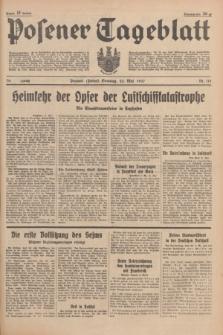 Posener Tageblatt. Jg.76, Nr. 115 (23 Mai 1937) + dod.