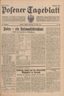 Posener Tageblatt. Jg.76, Nr. 116 (25 Mai 1937) + dod.