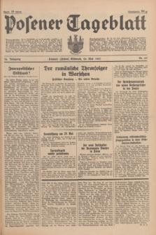 Posener Tageblatt. Jg.76, Nr. 117 (26 Mai 1937) + dod.