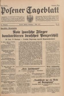 Posener Tageblatt. Jg.76, Nr. 121 (1 Juni 1937) + dod.