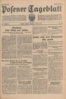 Posener Tageblatt. Jg.76, Nr. 124 (4 Juni 1937) + dod.