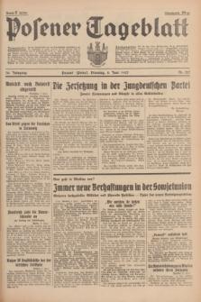 Posener Tageblatt. Jg.76, Nr. 127 (8 Juni 1937) + dod.