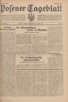 Posener Tageblatt. Jg.76, Nr. 131 (12 Juni 1937) + dod.