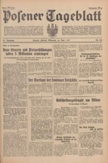 Posener Tageblatt. Jg.76, Nr. 134 (16 Juni 1937) + dod.