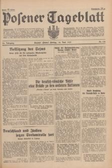 Posener Tageblatt. Jg.76, Nr. 136 (18 Juni 1937) + dod.