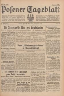 Posener Tageblatt. Jg.76, Nr. 137 (19 Juni 1937) + dod.