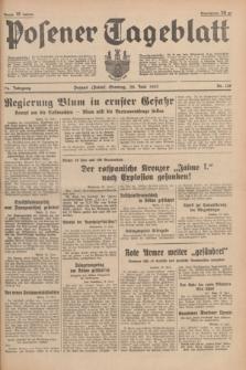 Posener Tageblatt. Jg.76, Nr. 138 (20 Juni 1937) + dod.
