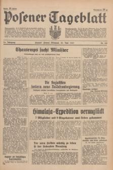 Posener Tageblatt. Jg.76, Nr. 140 (23 Juni 1937) + dod.
