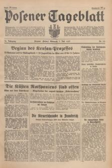 Posener Tageblatt. Jg.76, Nr. 151 (7 Juli 1937) + dod.