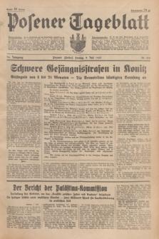 Posener Tageblatt. Jg.76, Nr. 153 (9 Juli 1937) + dod.