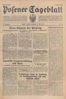 Posener Tageblatt. Jg.76, Nr. 156 (13 Juli 1937) + dod.
