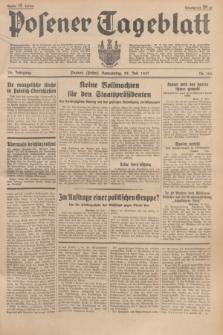 Posener Tageblatt. Jg.76, Nr. 164 (22 Juli 1937) + dod.