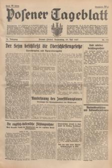 Posener Tageblatt. Jg.76, Nr. 170 (29 Juli 1937) + dod.