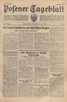 Posener Tageblatt. Jg.76, Nr. 172 (31 Juli 1937) + dod.