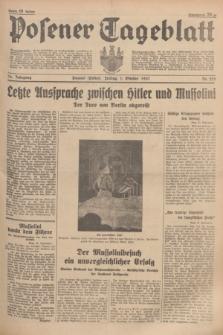 Posener Tageblatt. Jg.76, Nr. 225 (1 Oktober 1937) + dod.