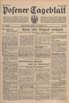 Posener Tageblatt. Jg.76, Nr. 282 (10 Dezember 1937) + dod.