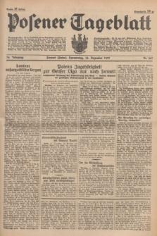 Posener Tageblatt. Jg.76, Nr. 287 (16 Dezember 1937) + dod.