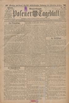 Posener Tageblatt. Jg.53, Nr. 153 (1 April 1914) + dod.